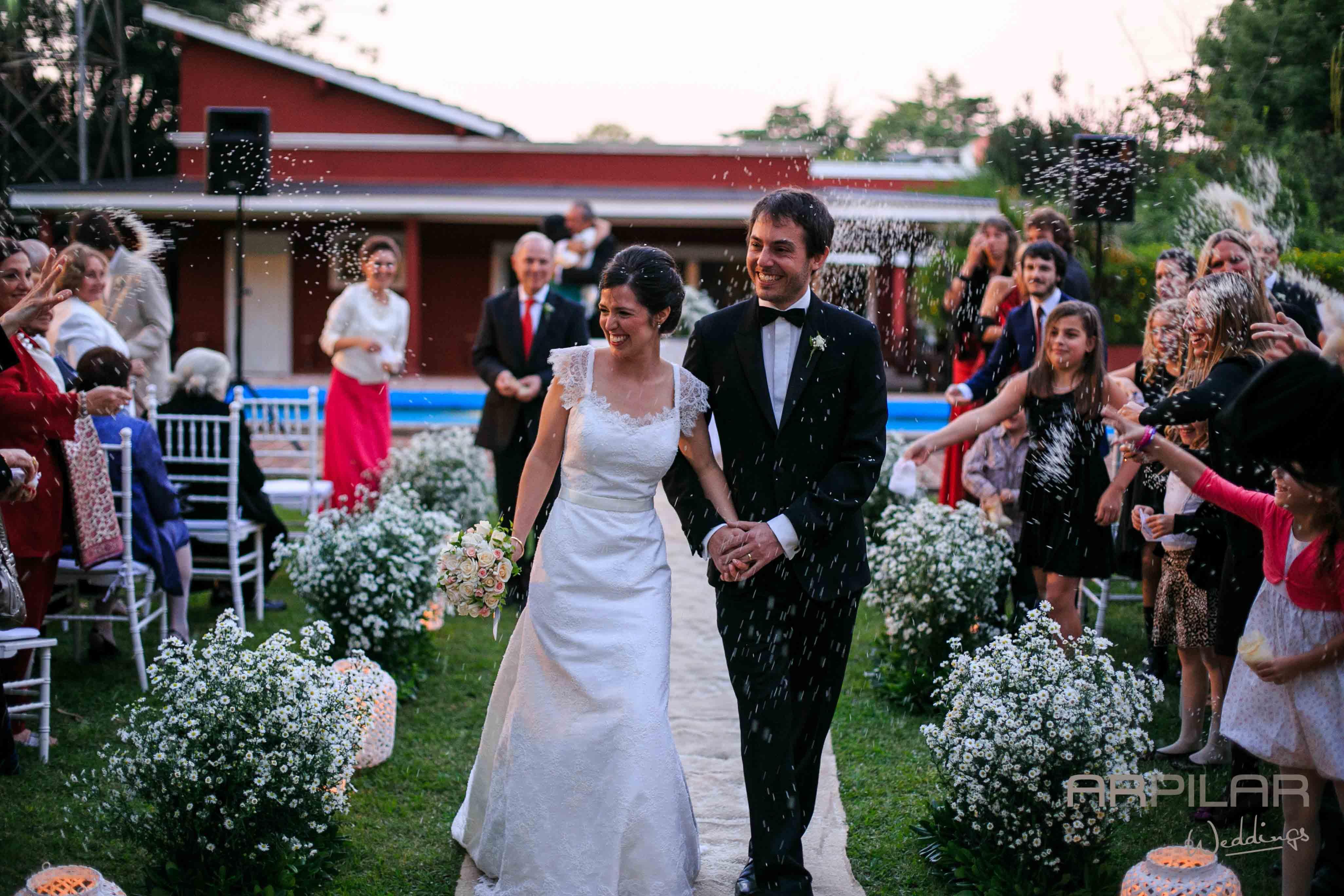 FINCA MADERO - ARPILAR WEDDINGS - Dos Clavos -2014 -Romina Hofele y Sebastian